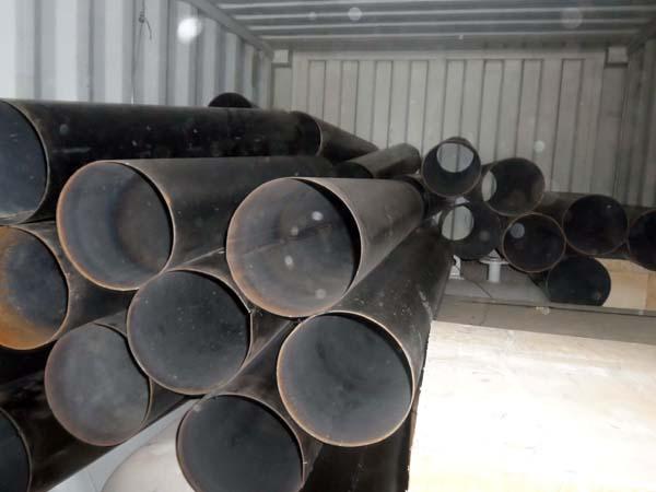 thermal oil boiler pipe